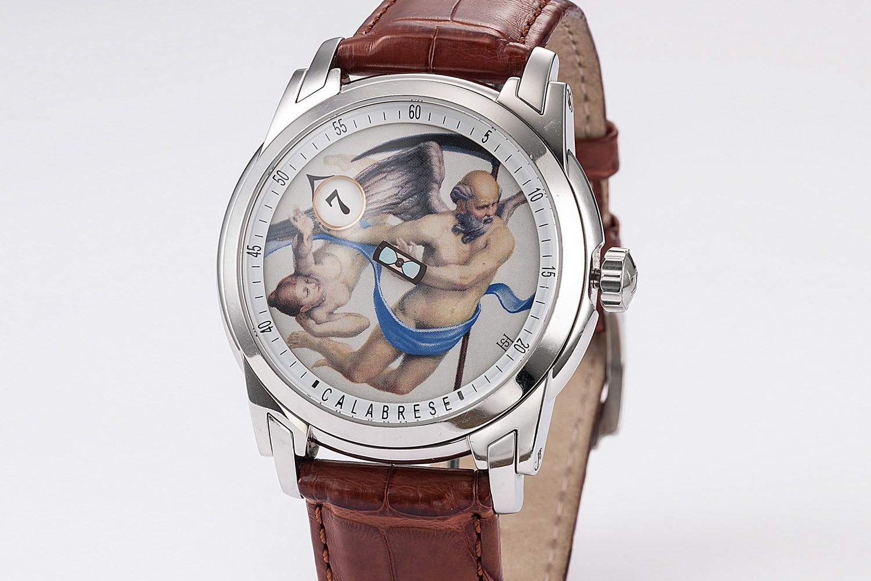 Independent Watchmaking – Vincent Calabrese unveils Kronos