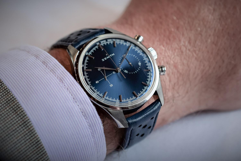Zenith Heritage 146 Chronograph El Primero - Hands-On ...