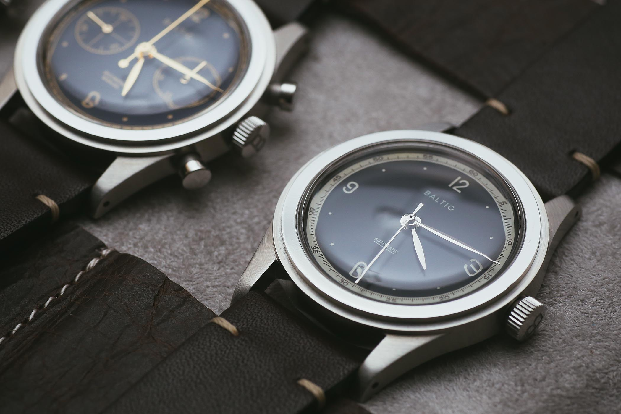 Baltic Watches HMS 001 Bicompax 001