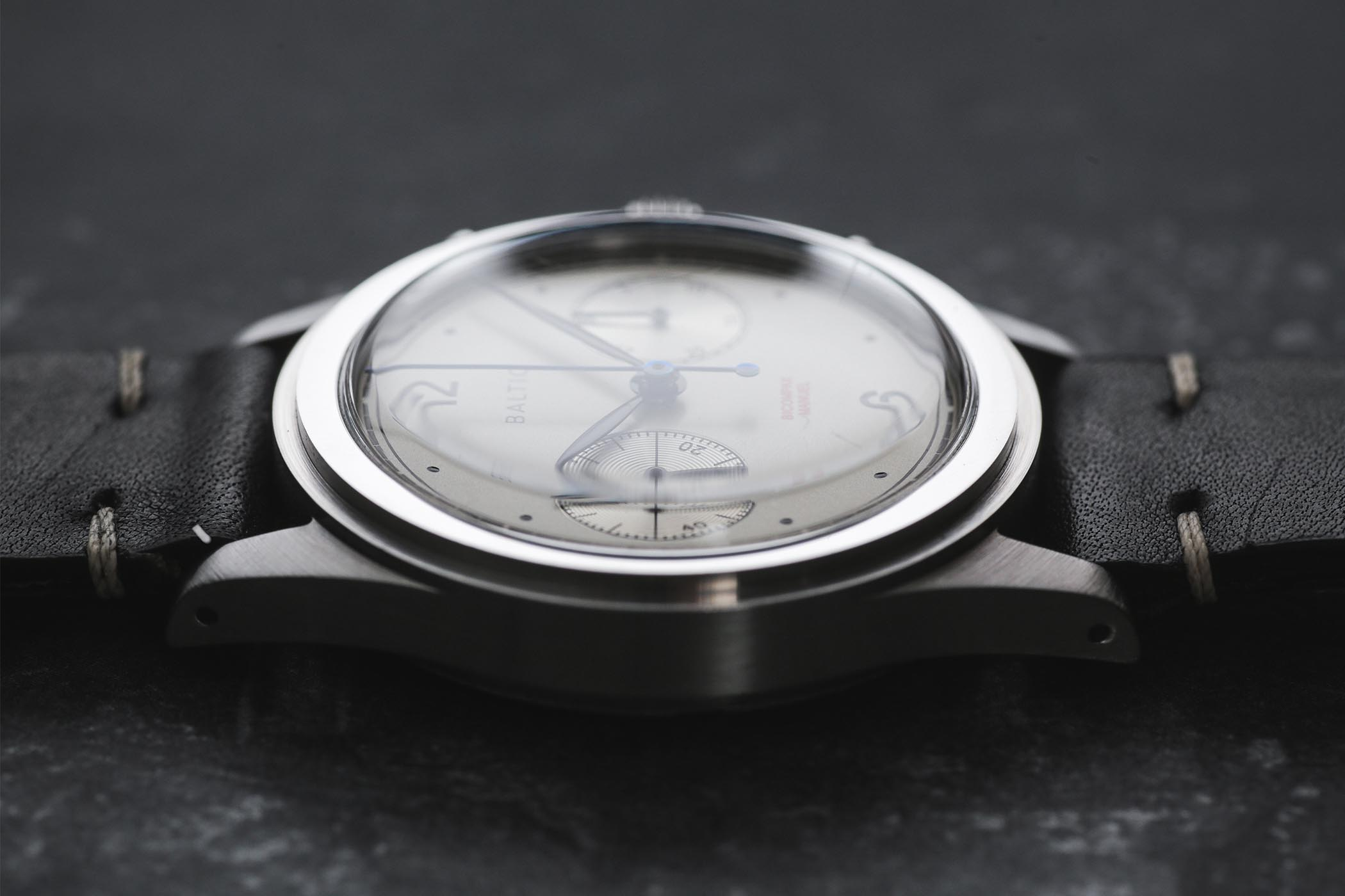Baltic Watches bicompax 001