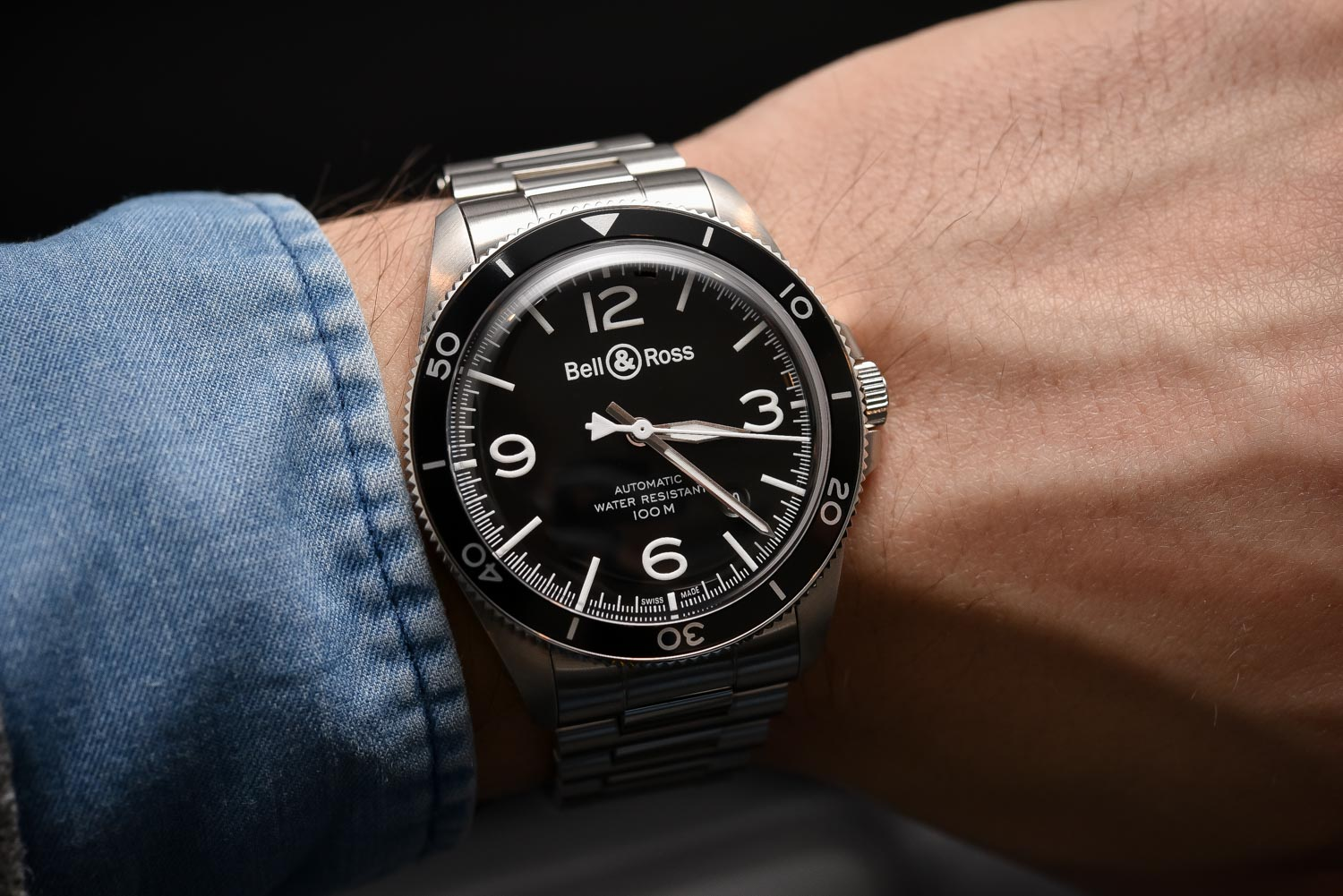 Bell & Ross Vintage Collection 2017
