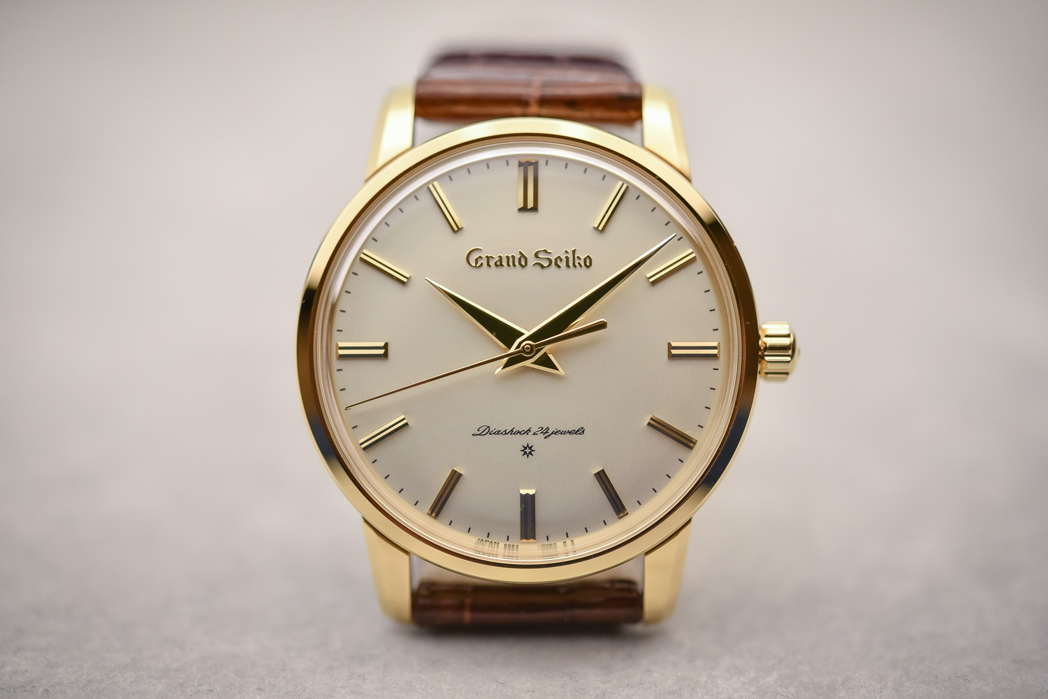 Grand Seiko reedition first - Top 10 Baselworld 2017