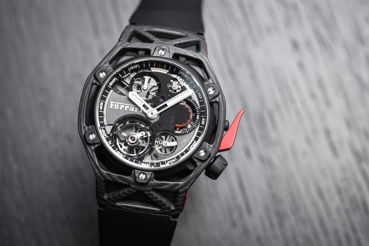 sharp auto race watches inspired magazine racing against time luxury
