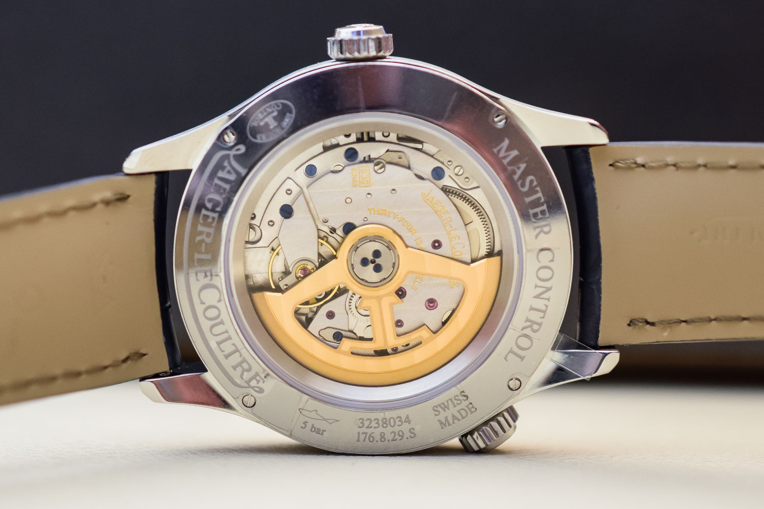 Jaeger-LeCoultre Master Control Collection Sector Dial