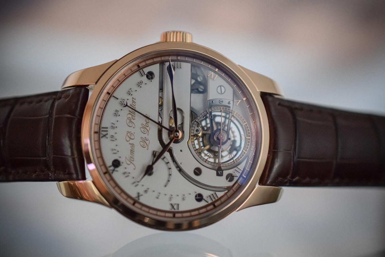 James C. Pellaton Chronometre Royal Marine - Baselworld 2017