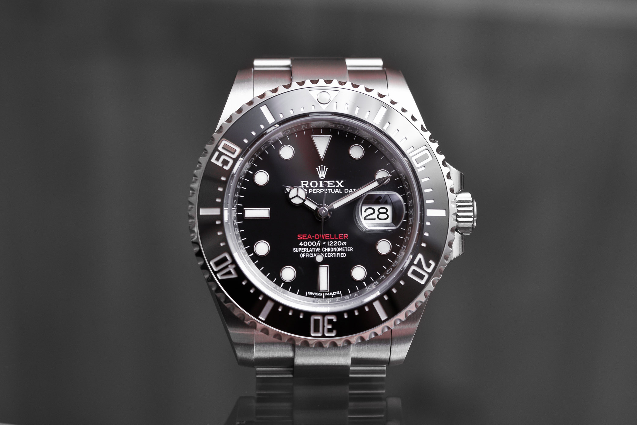 Rolex Sea Dweller 16600 Dimensions