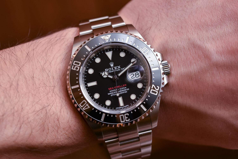 Rolex Sea-Dweller Ref. 126600 43mm