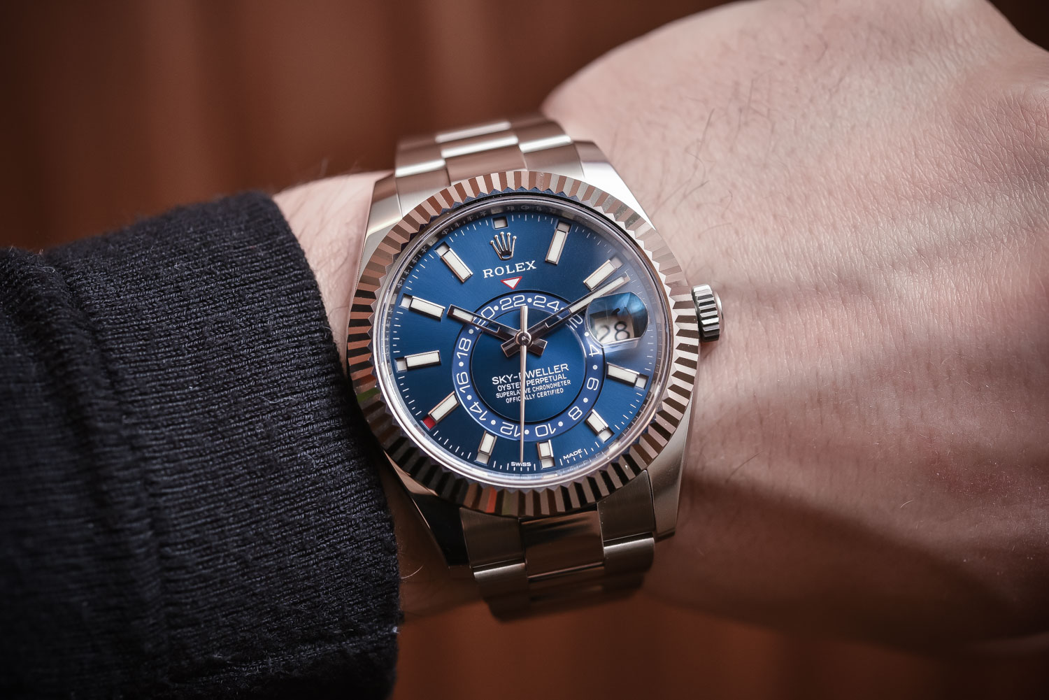 Rolex Sky-dweller steel - Top 10 Baselworld 2017