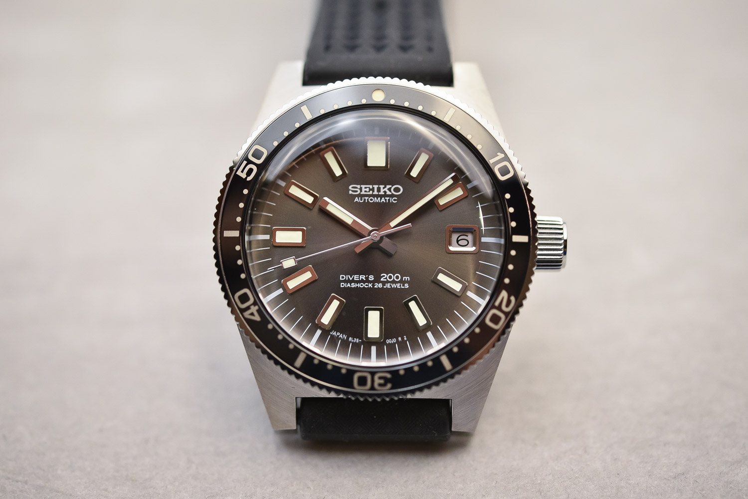 Seiko 62Mas Re-edition SLA017 - Top 10 Baselworld 2017
