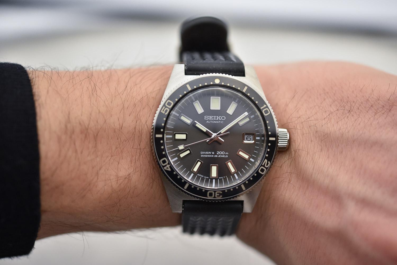 Seiko SLA017 -- the first diver - Rolex Forums - Rolex ...