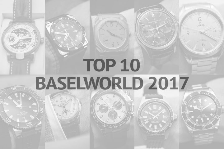 Top 10 Baselworld 2017 brice goulard