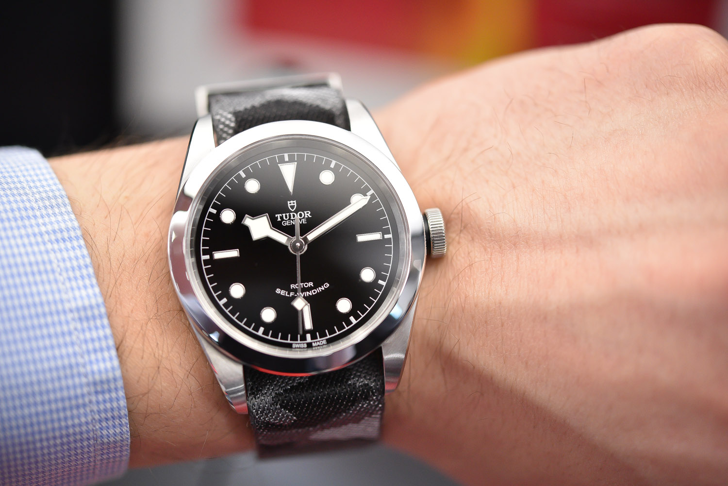 Tudor Black Bay 41 Ref. 79540