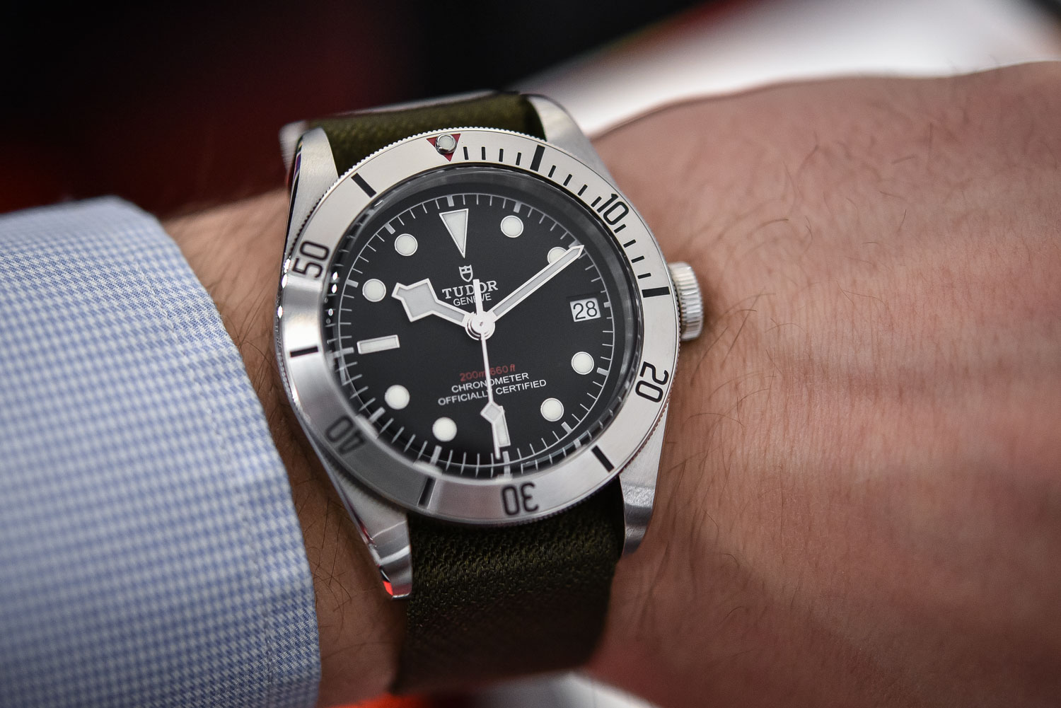 First Look – The Tudor Heritage Black Bay Steel & Date Ref. 79730