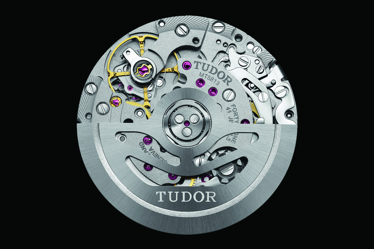 Tudor MT5813 manufacture movement chronograph