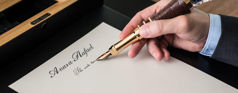 Anura Rafael Write Time