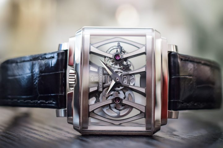 De Grisogono New Retro Tourbillon Skeleton