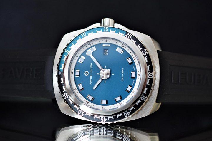 Favre-Leuba Raider Deep Blue
