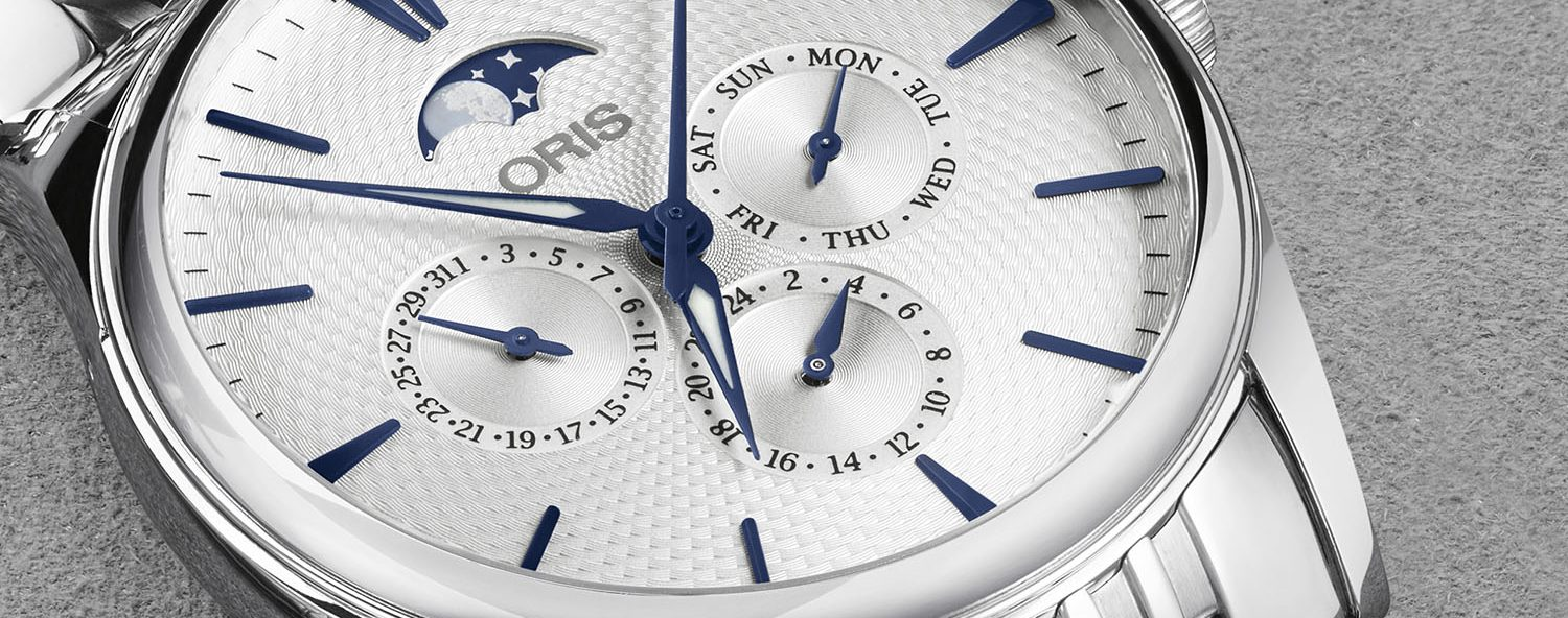 Oris Artelier Complication Redesigned 2017
