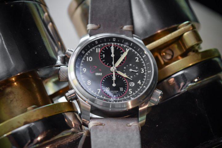 Orologi Calami CR42 Chronograph