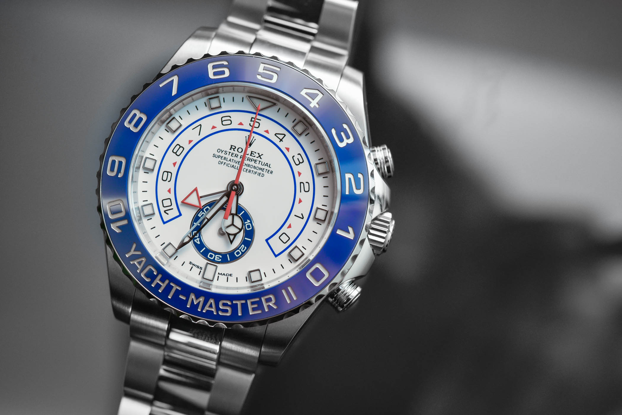 Rolex Yacht-Master II 116680 - 2017 Version