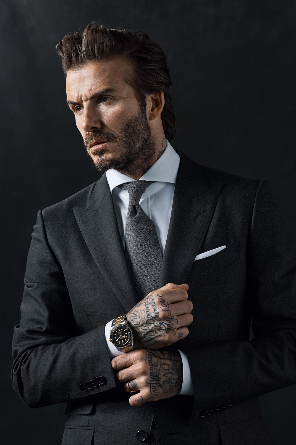 Thank you for subscribing to David Beckham email updates. You will now receive all the latest news, info and featured directly to your email. You can also follow David Beckham on Youtube, Facebook, Instagram and Google +.