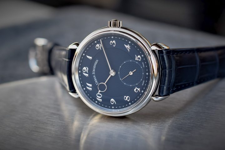 Urban Jurgensen 1140 Platinum Limited Edition