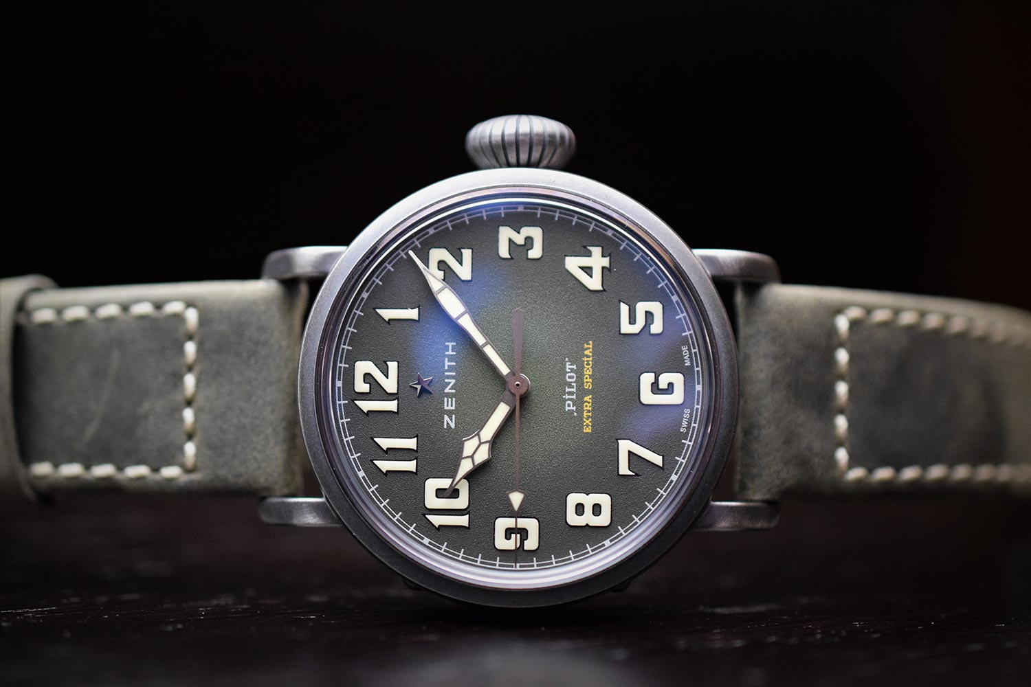 Zenith Pilot Extra Special 40mm