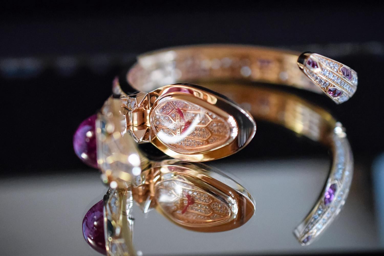 Hands On The New Bulgari Serpenti Seduttori Watches