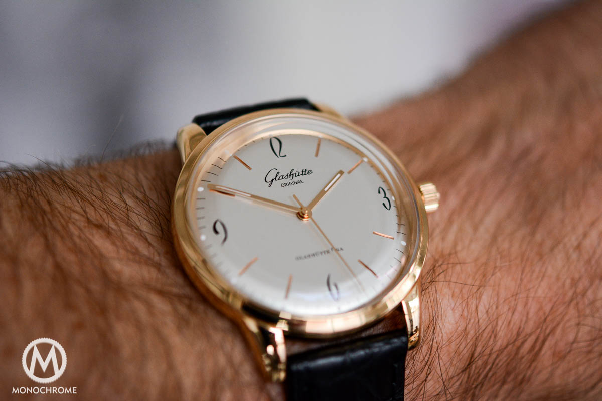 Glashütte Original Sixties – Comparing the Old and the New