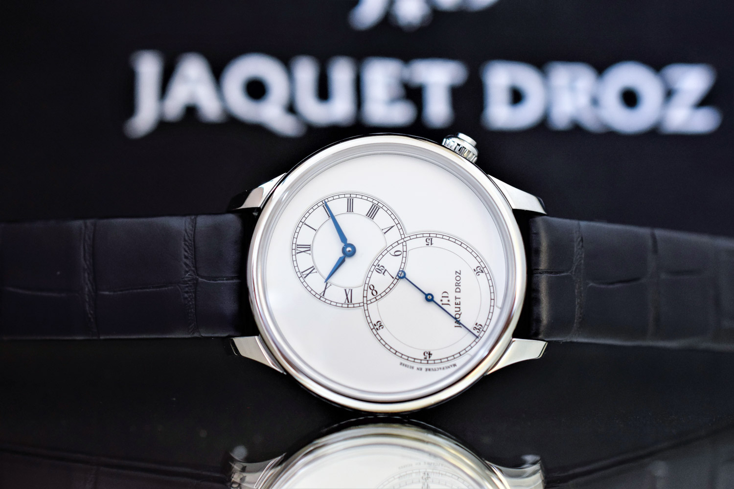 Jaquet Droz Grande Seconde Off-Centered 39mm