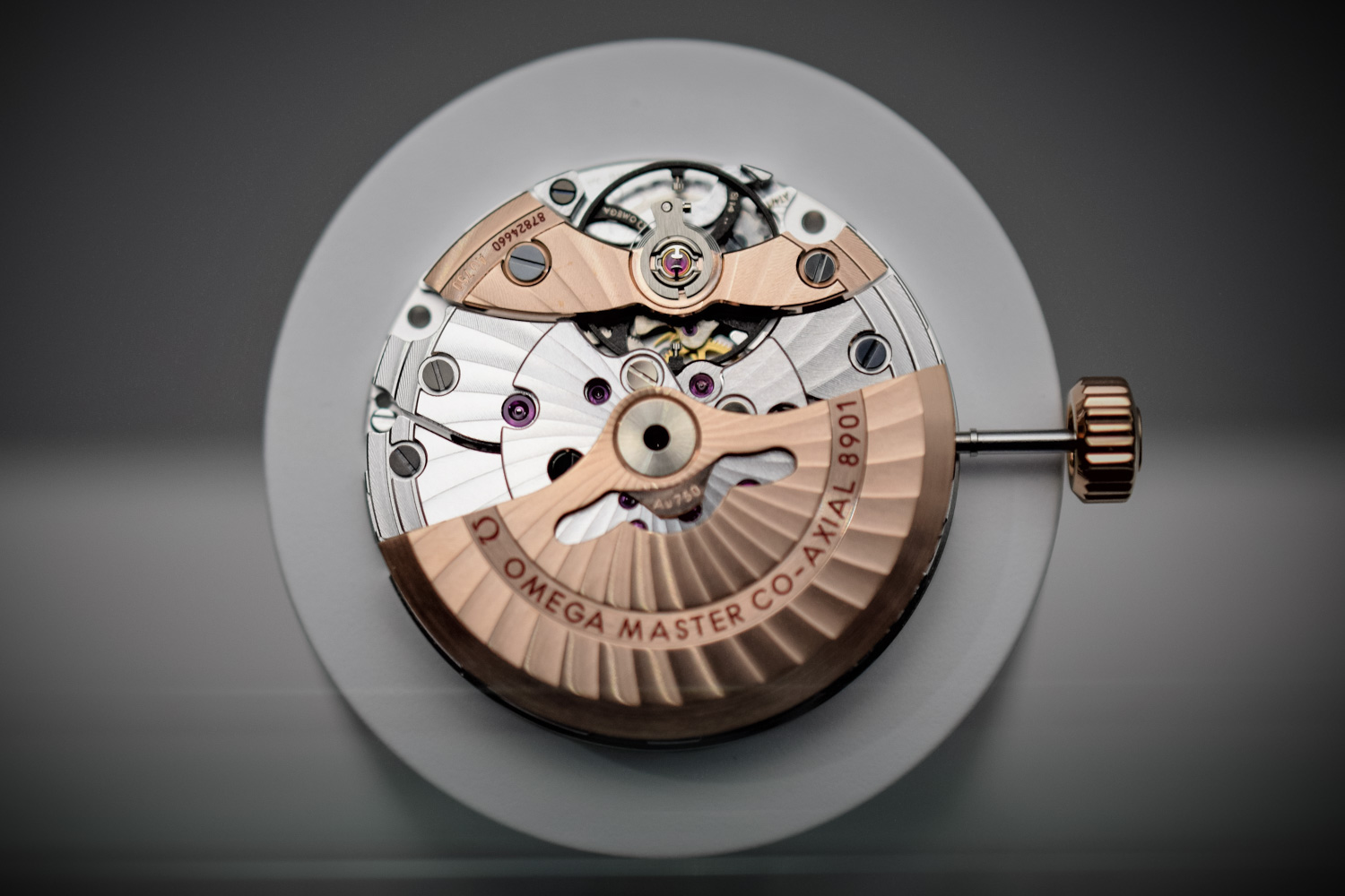 Omega Calibre Master Chronometer Co-Axial 8901