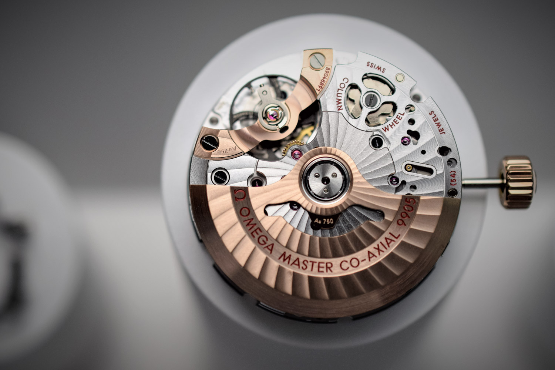 Omega Calibre Master Chronometer Co-Axial 9905