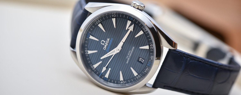 Hands-On – The 2017 Omega Seamaster Aqua Terra Master Chronometer 41mm
