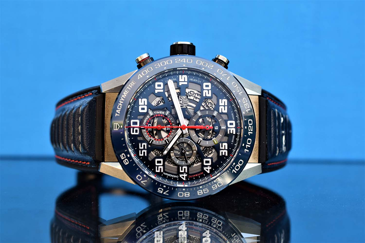 Visiting The Red Bull Racing Factory and the TAG Heuer ...