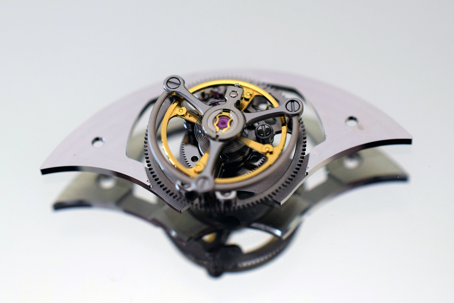 Vacher ExtraFlat Flying Tourbillon 5430