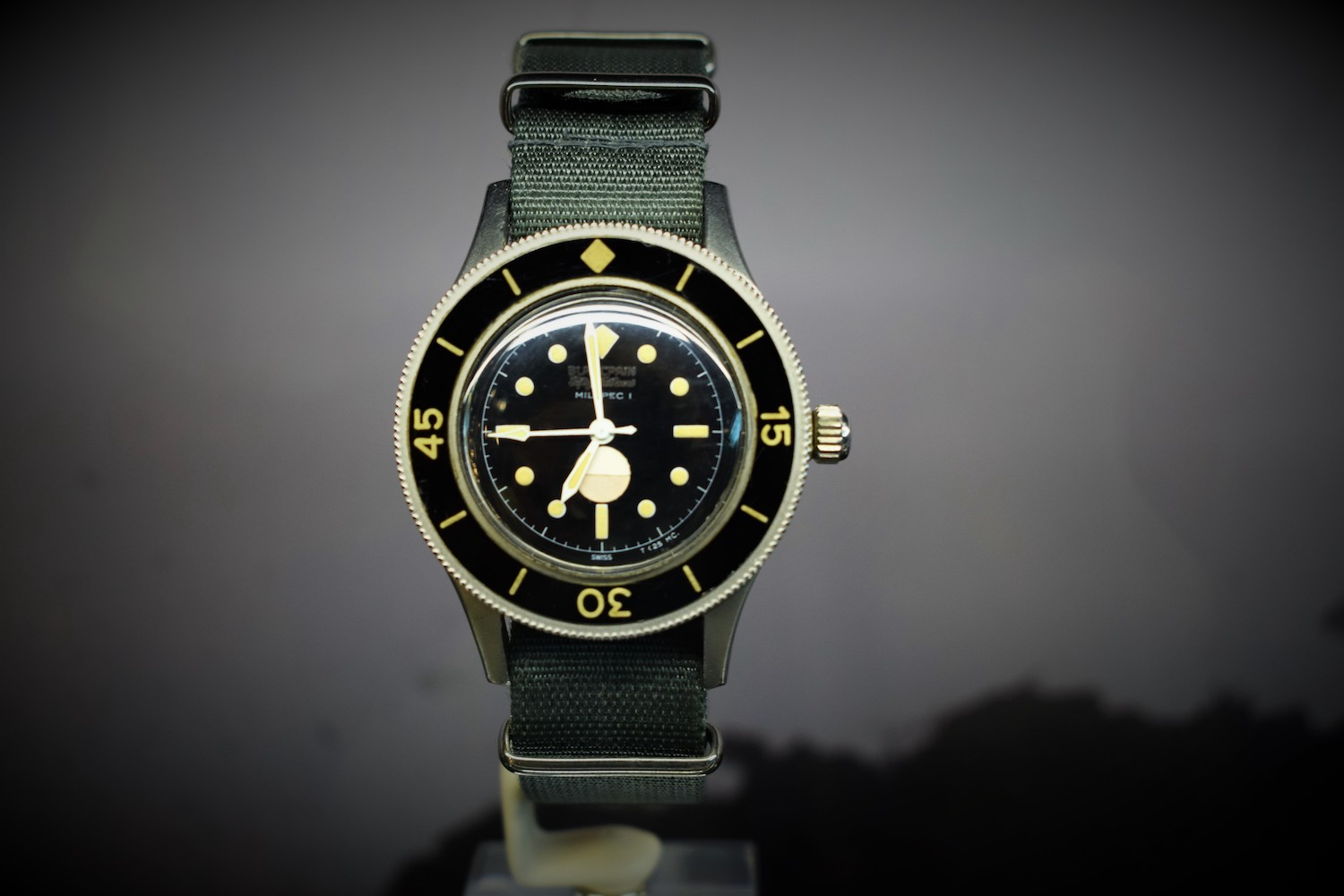 1958 Blancpain Fifty Fathoms MIL-SPEC