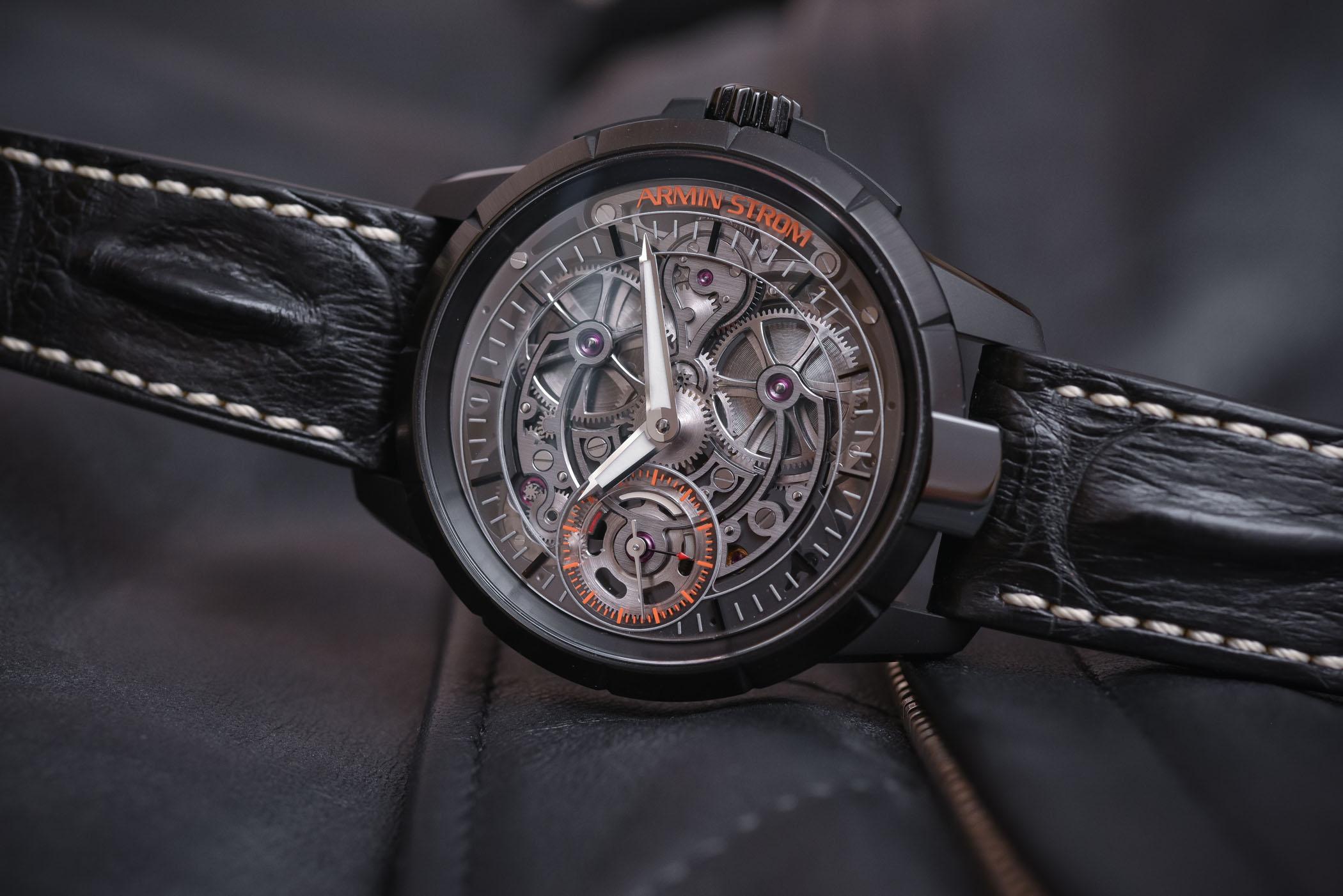 Armin Strom Watch Configurator Unique Piece