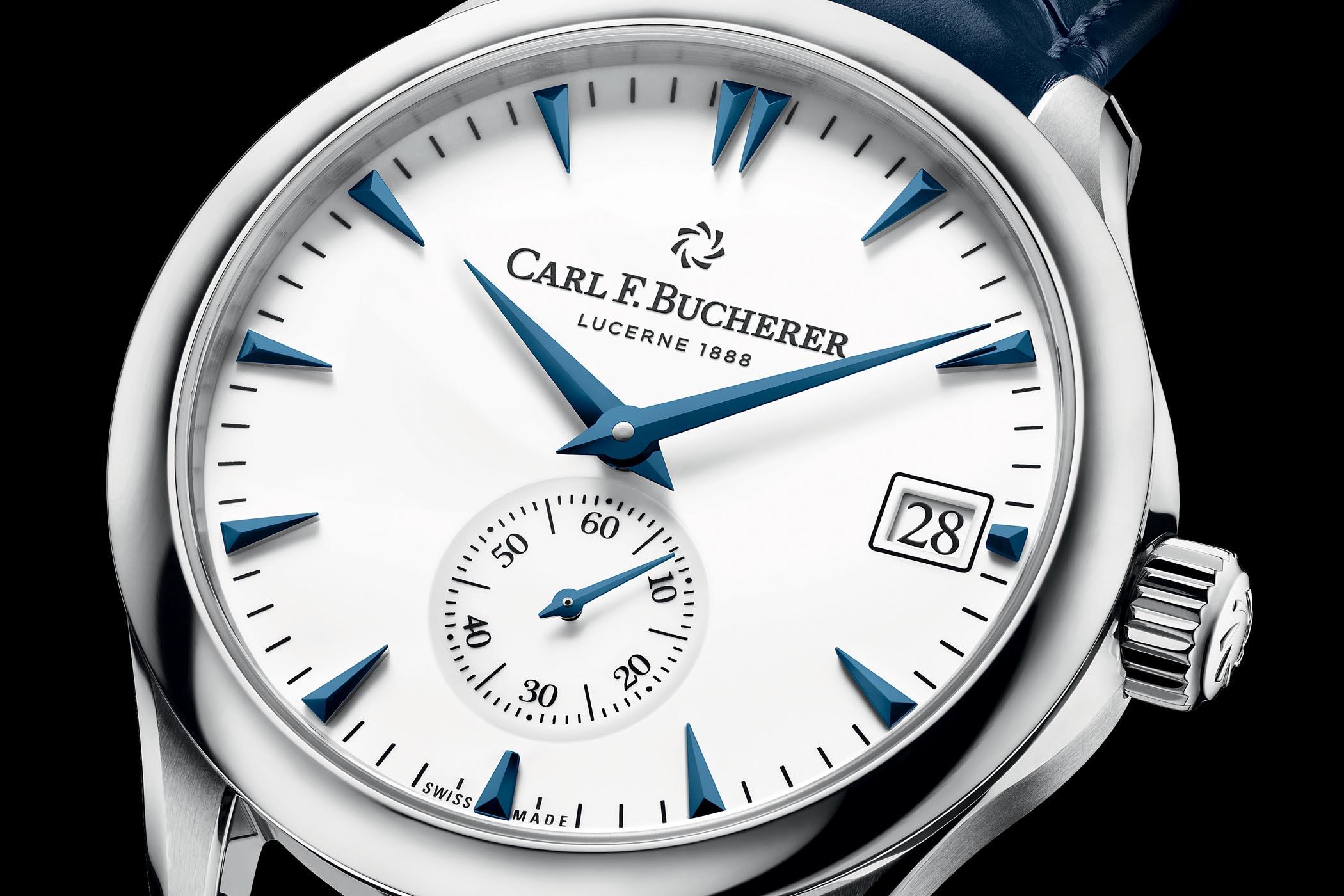 Carl F. Bucherer Manero Peripheral Only Watch 2017 Unique Piece