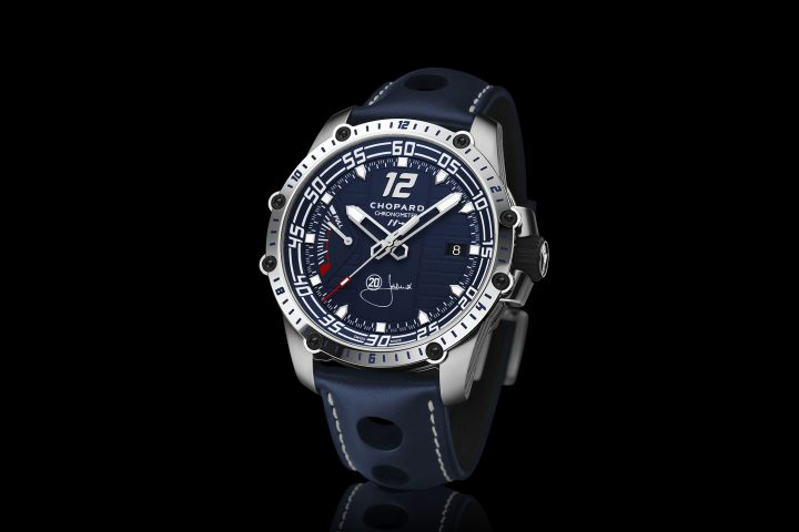 Chopard Superfast 8 Hz Power Control Porsche 919 Only Watch 2017