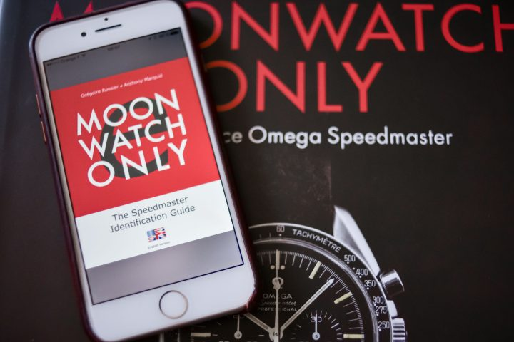 E-Moonwatch Only Mobile Speedmaster Guide iBooks