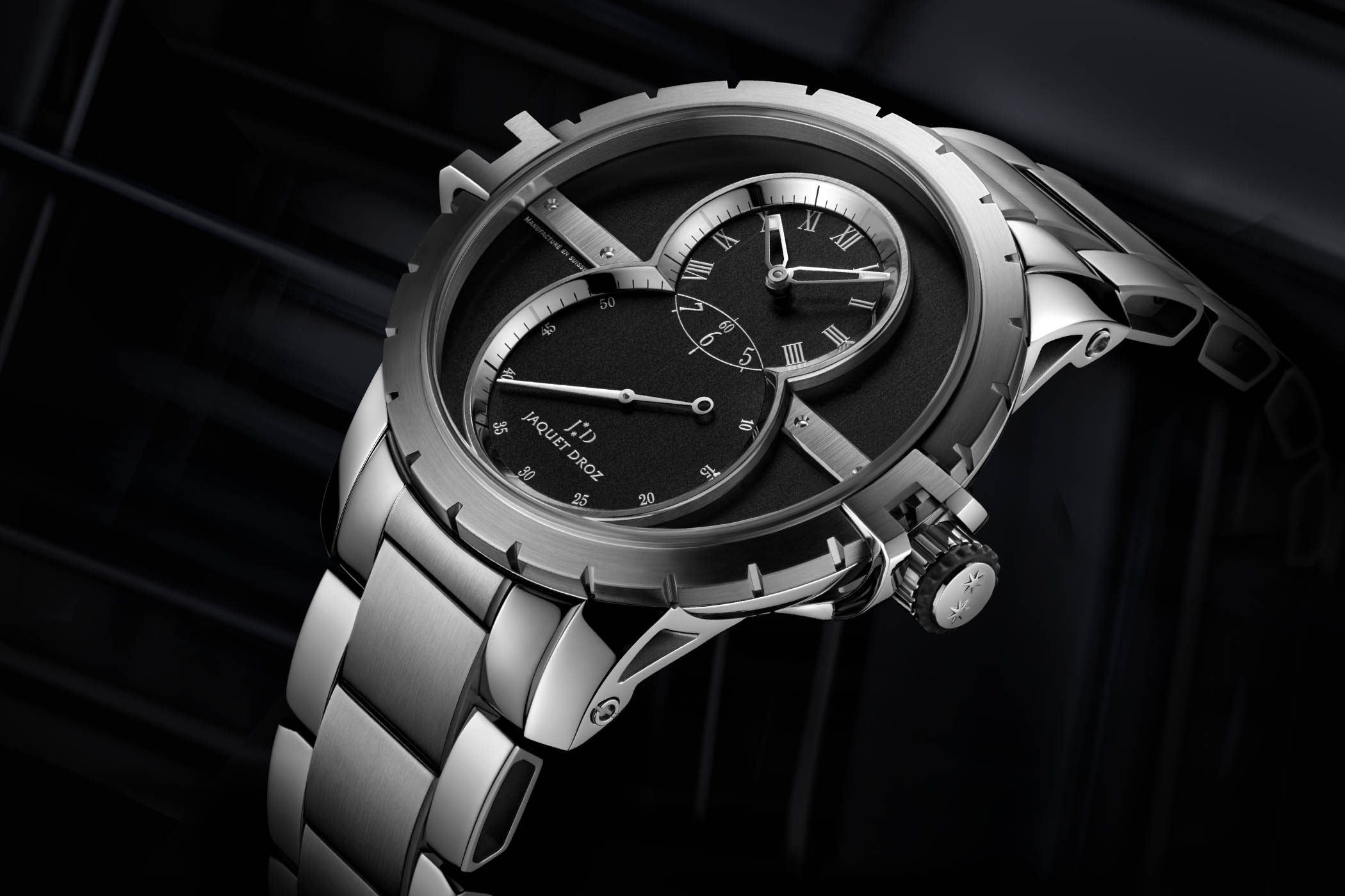 Introducing – The New Sporty Jaquet Droz Collection, the Grande Seconde SW