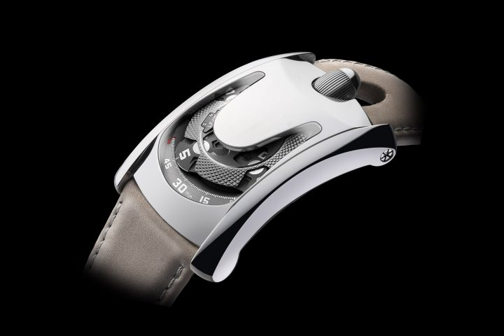 Laurent Ferrier X Urwerk Arpal One for Only Watch 2017