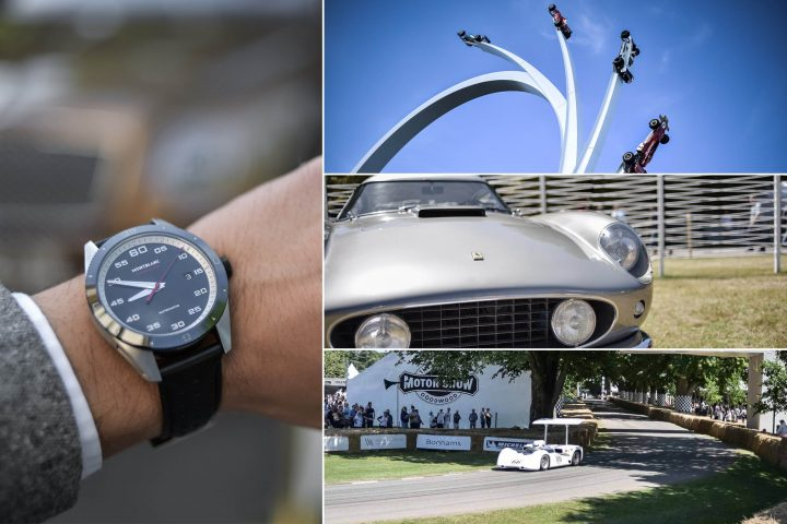Montblanc Goodwood Festival of Speed 2017