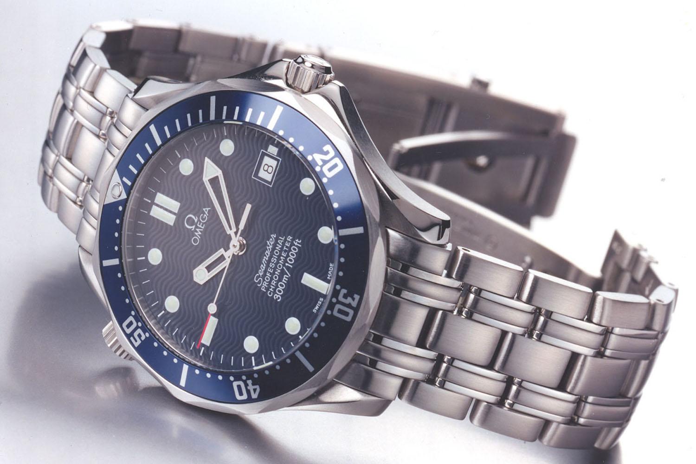 Omega Seamaster 300m professional chronometer 007 - 2531.80.00