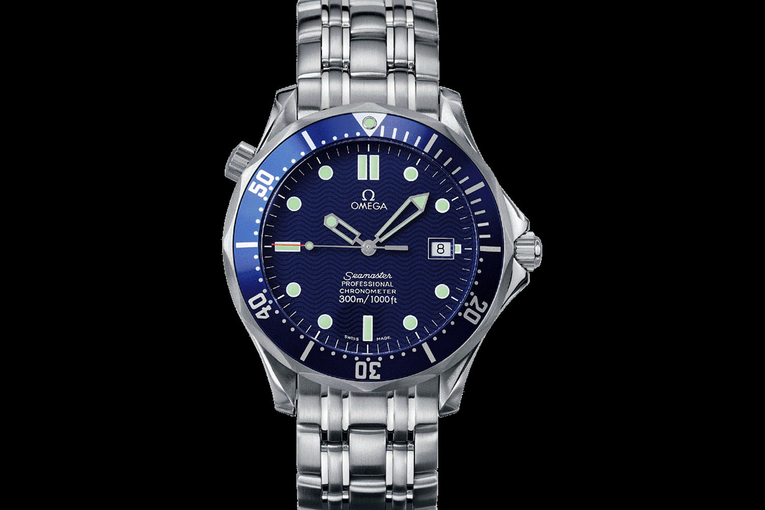 How to spot fake: Omega Seamaster Watches - 10 Steps (With ...