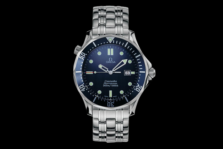 Omega Seamaster 300m quartz professional Goldeneye