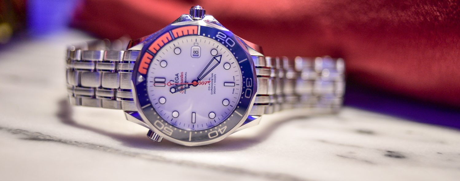 Omega Seamaster Diver 300 Commanders Watch