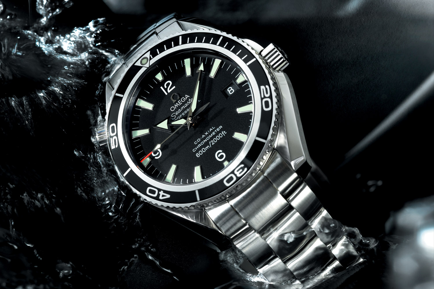 Omega Seamaster PO 600m 42mm quantum of solace