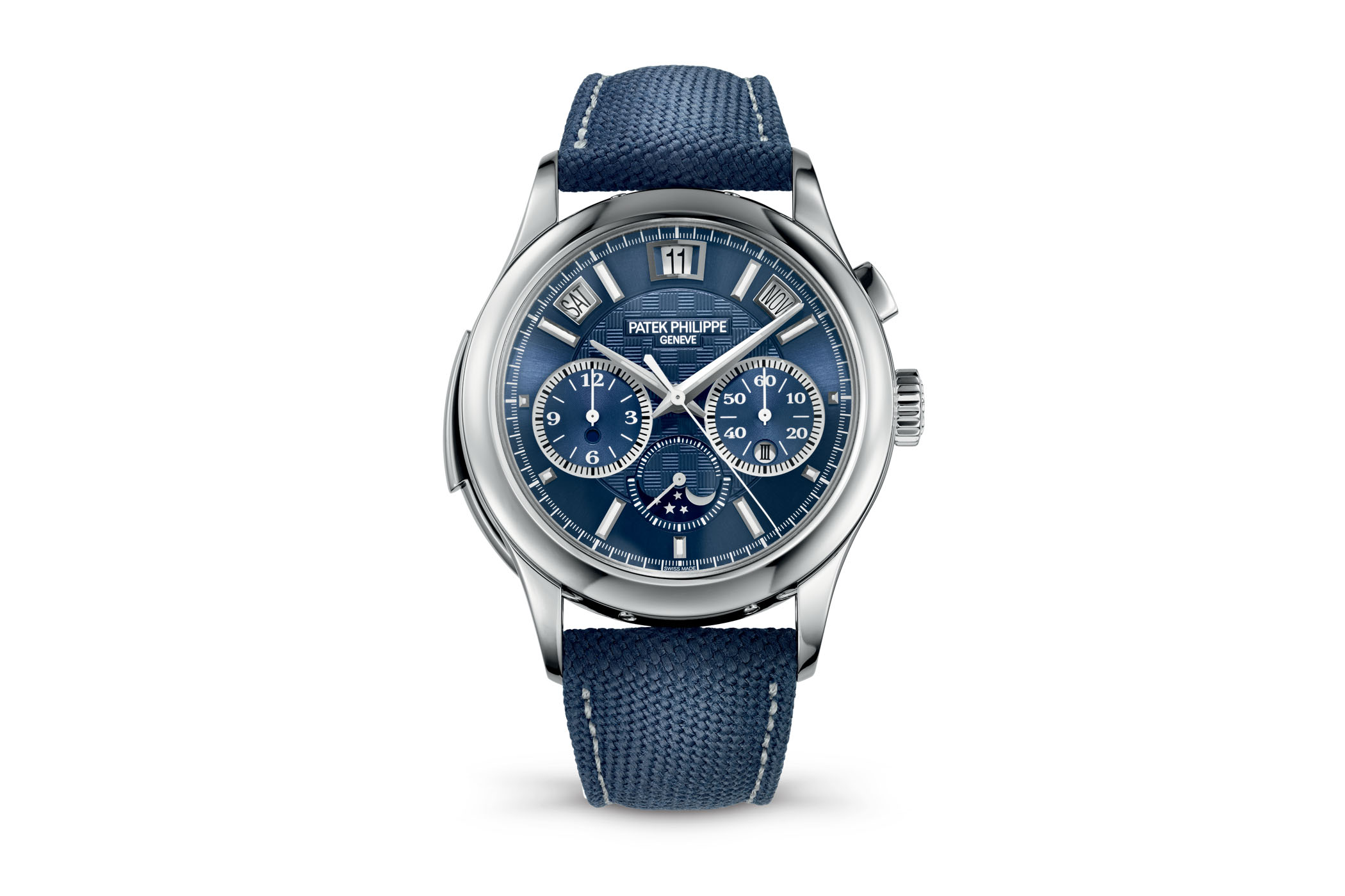 Only watch 2017 patek philippe 5208t unique titanium minute repeater chronograph perpetual for Patek watches