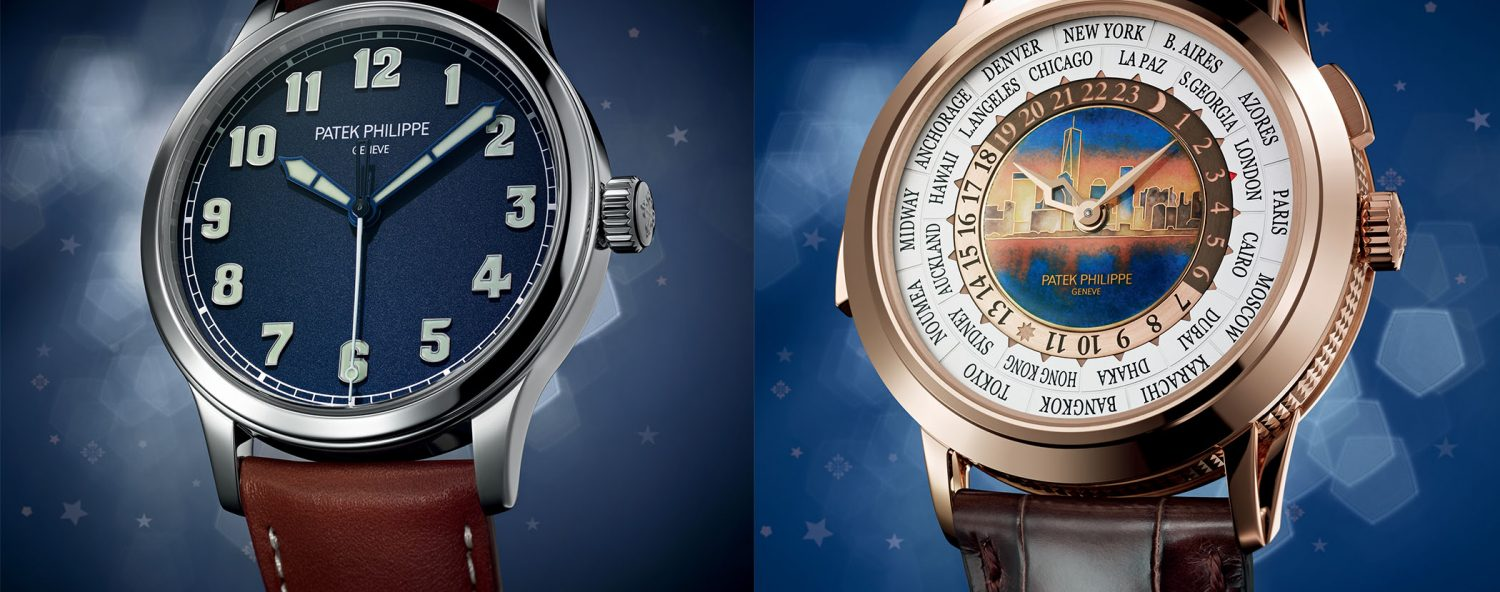 "Patek Philippe ""The Art of Watches Grand Exhibition"" in NYC – And Three  Impressive New Watches (5522A – 5531R – 5230G)"